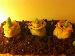 Close up Cake